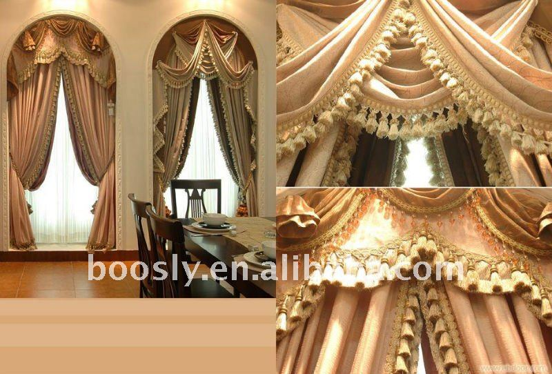 hot-sale drapes blinds, Blackout curtain, auto roman curtains