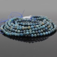 Bulk Wholesale Genuine Natural Blue Apatite Beads Gemstone