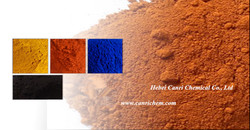color pigments iron oxide yellow asphalt for yellow brown concrete pigment