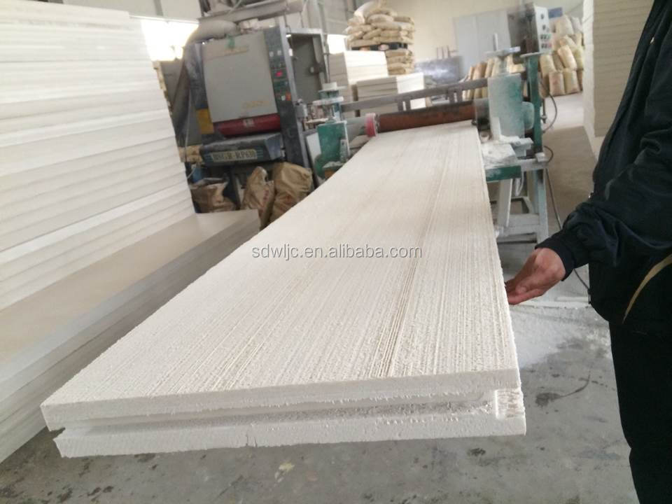 Extruded Polystyrene XPS foam board styrofoam insulation material