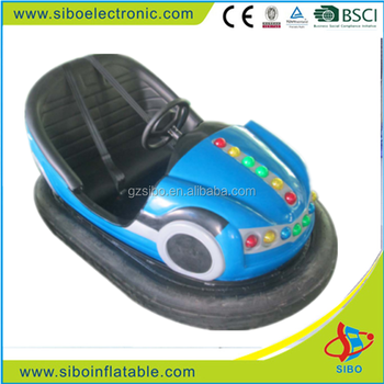 GMBP one person electric car adult indoor bumper car