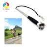 Walk Dog Plus Bicycle Leash with protect silicon rubber and quick release