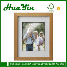 cheap wholesale high quality solid wood photo frame