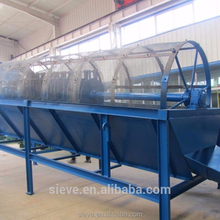Trommel screen drum sieving machine / sand stone mineral cleaning Rotary sieve screen drum rotary screen