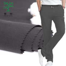 Eco-friendly cheap price twill polyester cotton fabric for trousers