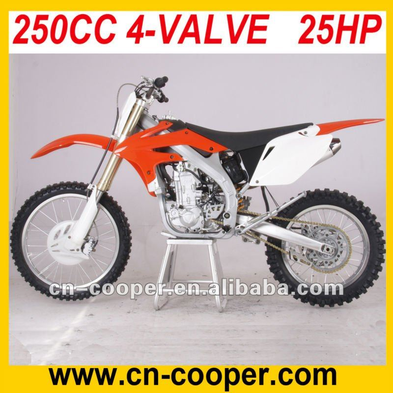CRF250 25HP 4 Valve 250cc Dirt bike Full Size