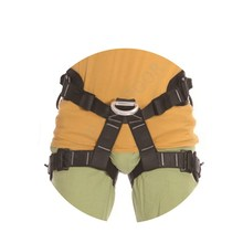 CE Standard Black Rock Climbing <strong>Safety</strong> Half Body Harness for Outward Training