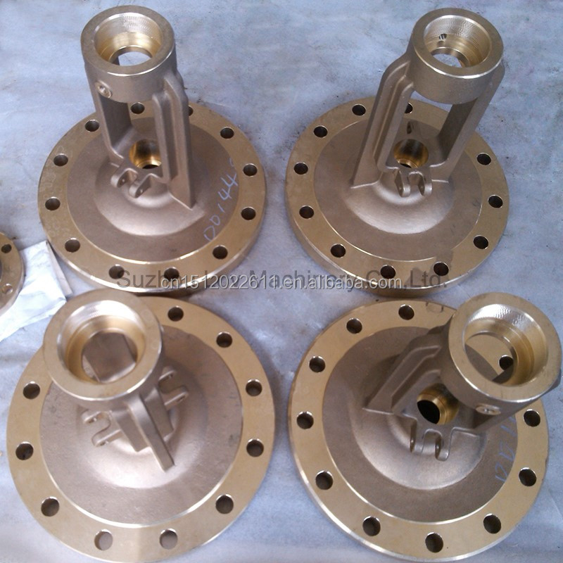 Nickel Aluminum Bronze C95800 Gate Valve
