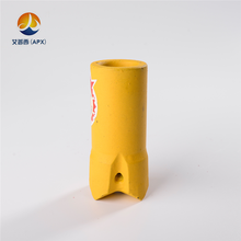 dth hole opener tungsten carbide tapered bit, piling drill bit