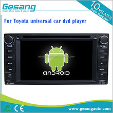 Dashboard car radio Android 6.0 car dvd player for Toyota Avanza 2003-2010 Built-in GPS wifi