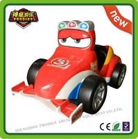 Amusement park games factory- F1 Racing car with interactive video game
