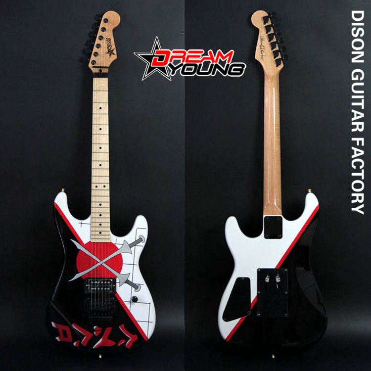 DS-EG5020 China Wholesale Solid Electric Name Brand Guitars