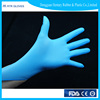 Colorful Gloves Nitrile For Safety
