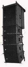 best selling high power line array speakers(CLA-110) and dual 15 inch subwoofer(CLA-215)