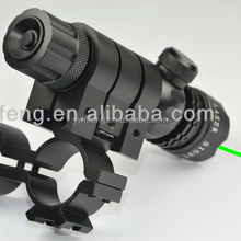 Tactical green beam laser sight with rail mount Strong shock resistance sightlaser hunting sight