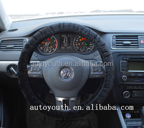PA10877 shrink cloth car steering wheel cover