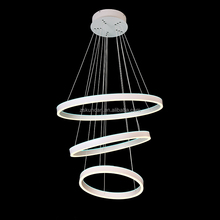 Up and down 2016 Excellent quality big modern chandelier pendant light lamps