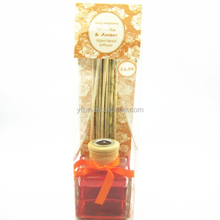 reed diffuser with rattan sticks/reed diffuser bottles wholesale