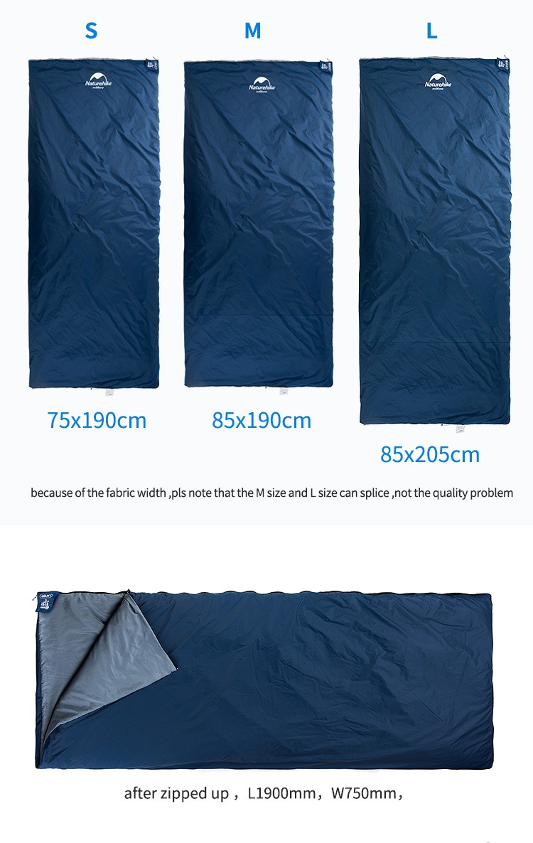 Mini ultra light sleeping bags outdoor camping sleeping bag adults Indoor silk sleeping bag liner