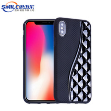 Rubber silicone protective tpu case for iphone x ,tpu case for apple iphone x case luxury tpu