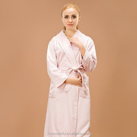 picture woman usa sex sex pink shawl collar double layer microfiber dresses
