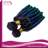 new arrivel funmi hair 3T color hot popular blue hair extensions