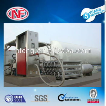 LNG Filling Station/skids
