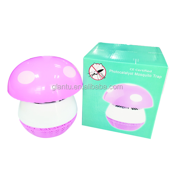 Mushroom shape UV lamp mosquito killer mosquito insect trap AGD-03