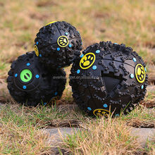 Indestructible Chew Guard Whisle Dog Ball Toys