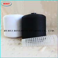 100% bright polyester staple fiber for reliance polyester yarn 50/3