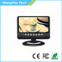 High Quality 800*480 Mini 7inch LCD Portable TV With lcd tv with sd card reader 7inch sd card slot
