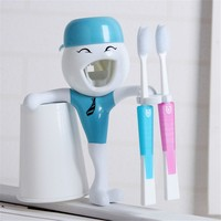 touch me toothpaste dispenser,high quality automatic toothpaste dispenser,Factory price