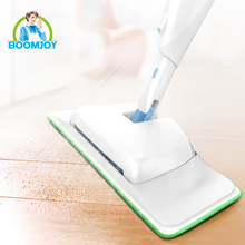 BOOMJOY 2018 magic multi-function floor cleaning 3 in1 spray microfiber flat mop