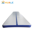 12 m air track grey top air track inflatable tumbling air mattress gymnastics trainning air mat