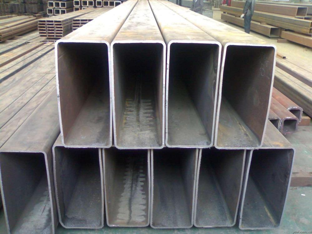 100x100 Ms Carbon Square Steel Tubeastm Pre Galvanized