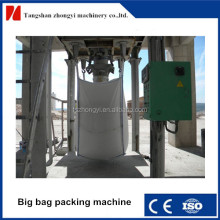 DBJS-2B model big bag semi-automatic bulk material handling equipment