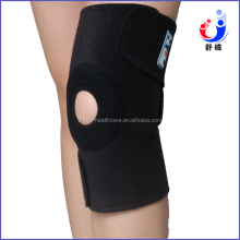 Wholesale long serve life spandex knee brace