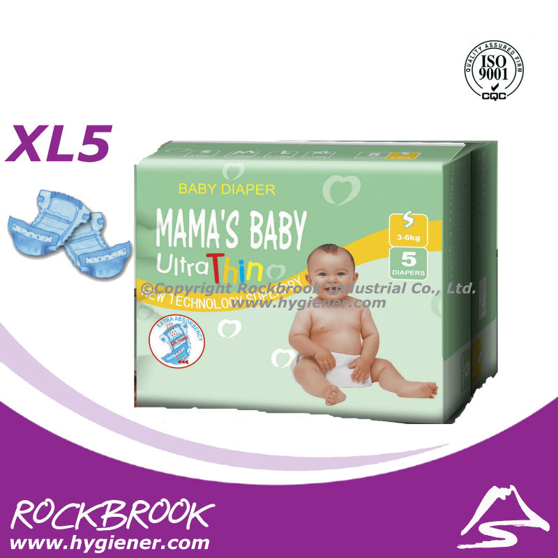 Disposable adult baby diapers with good price