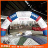 Halloween inflatable arch, inflatable archway, arch inflatables