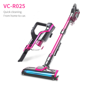 Dcloud battery powered cordless handheld vacuum cleaner