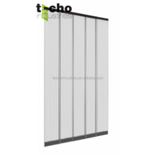 Europe promotional curtains for glass doors with PVC bar