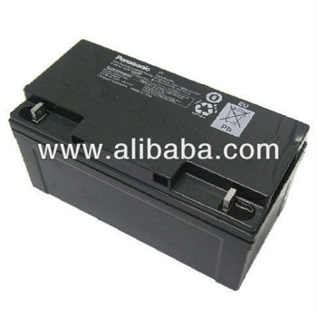 Panasonic VRLA Battery LC-P1265NA