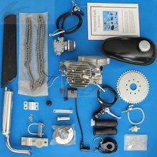 petrol bicycle engine 80cc / 2-cycle gas bike motor kit / tricycle motor