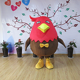 Hight quality plush chicken costume /chook mascot costume /plush Turkey costume for sale