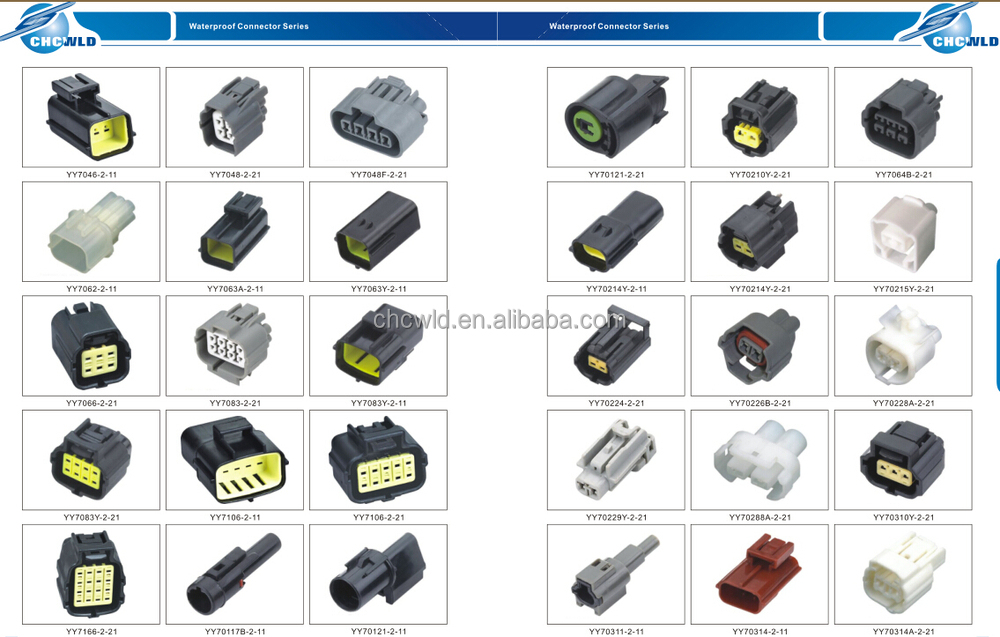 HTB1EDCPIFXXXXXkaXXXq6xXFXXXi 4 pin unsealed female sumitomo auto housing connector 6098 4978 Automotive Electrical Harness Connectors at aneh.co