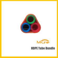 High Quality 3 way Tube Bundle 12/8mm Direct Buried HDPE Micro Duct