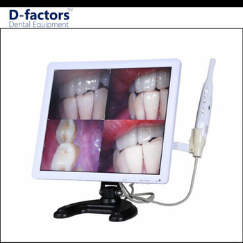 2018 Newest 17 inch tooth Scanner intraoral camera with lcd monitor/lcd monitor intraoral camera
