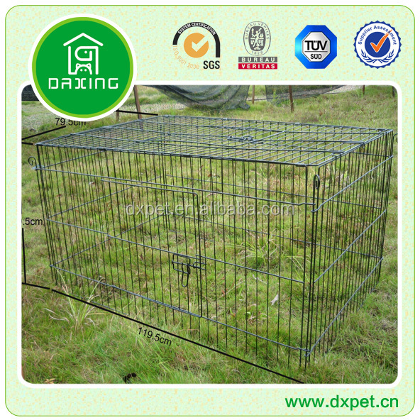 wire mesh fencing dog kennel DXW001