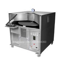 Easy Operation Arabic Bread Tunnel Oven/arhat Pita Bread Machines/industrial Bread Making Machines