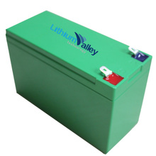 Small Rechargeable LiFePo4 12v 10Ah battery pack for e-bike motor battery